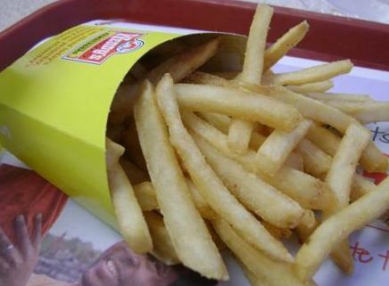 Fast Food Fries