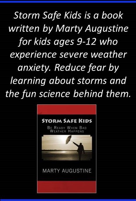 Storm Safe Kids Book -Marty Augustine