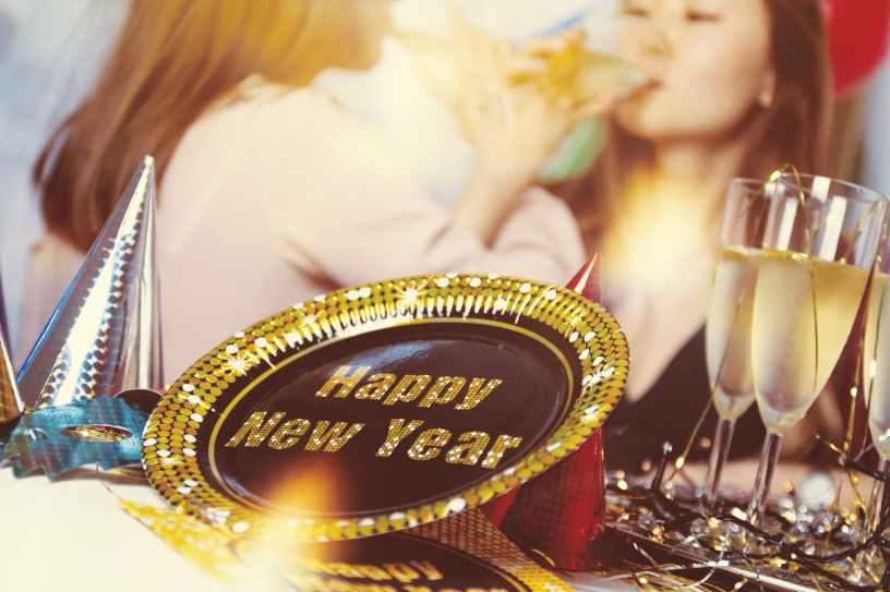 New Years Optimism