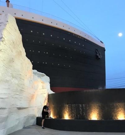 Titanic Museum Branson Missouri