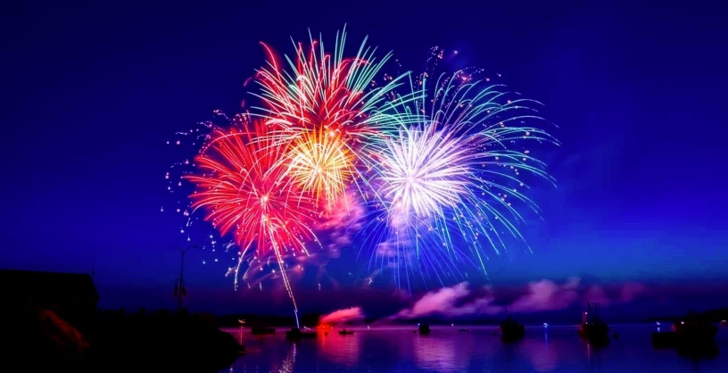 4th of July Poem Fireworks Marty Augustine