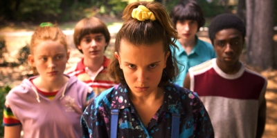 I've Never Watched Stranger Things - Marty Augustine Blog