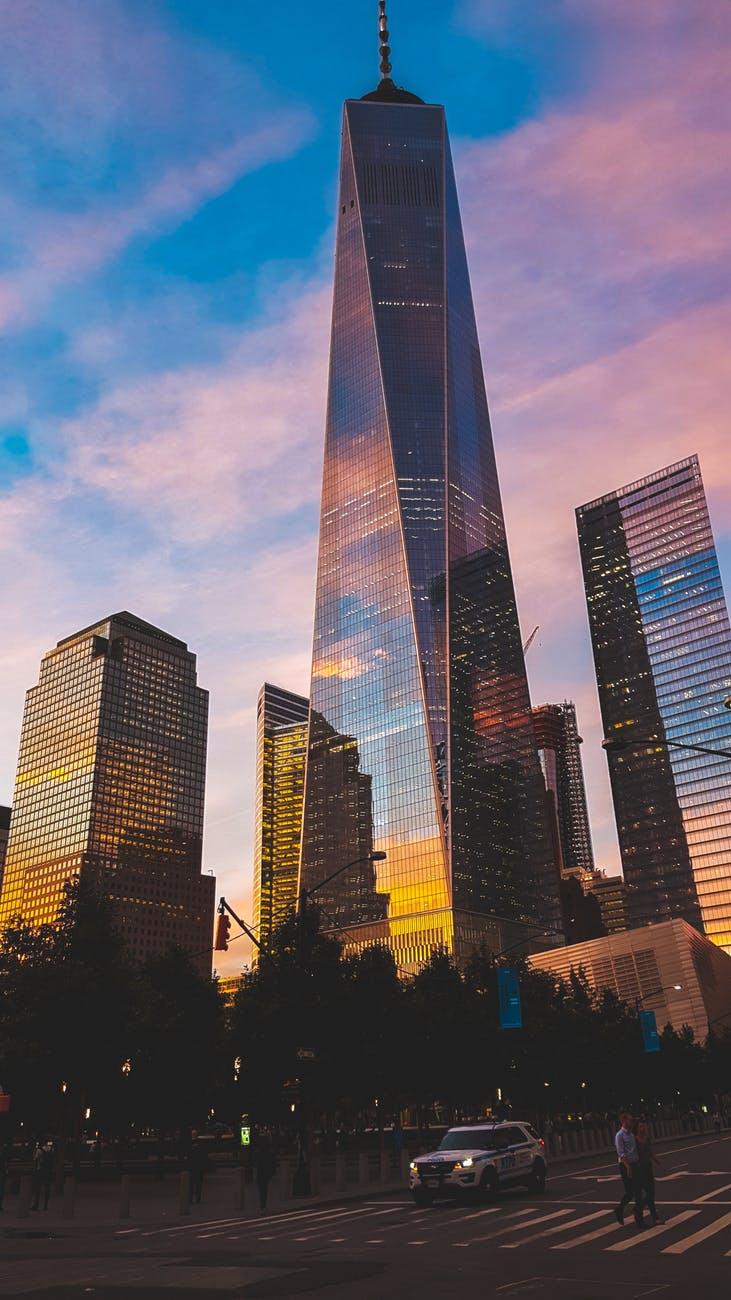 New York City Remember 9/11/01 9/10 9/12