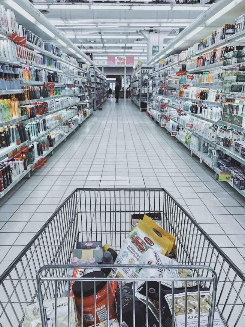 Shopping Cart Pet Peeve Blog