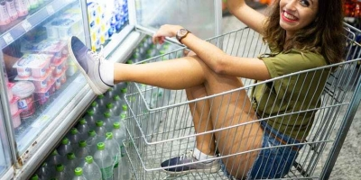 The Decline of Grocery Store Etiquette Blog post