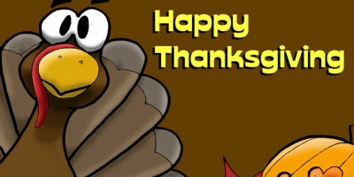 Thanksgiving Blog Post Appreciate Family Blessings Blogger