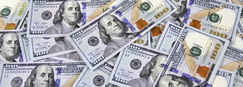 Million Dollars $1,000,000 Blog Post