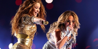 Shakira Jennifer Lopez Super Bowl Horrible Show Blog