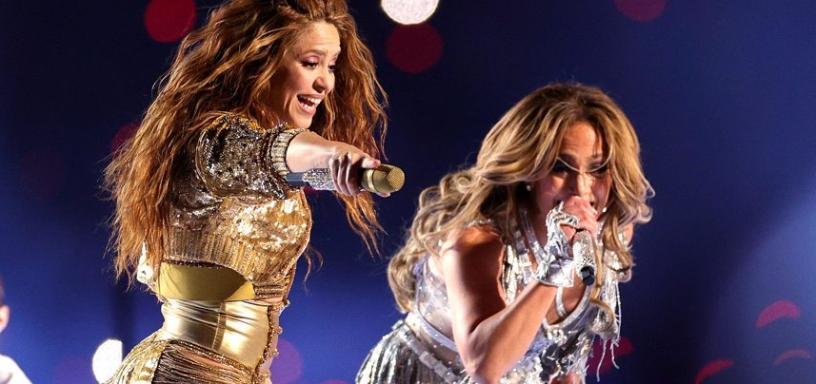 Shakira Jennifer Lopez Super Bowl Horrible Show Blog