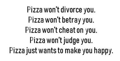 Pizza truths blog post