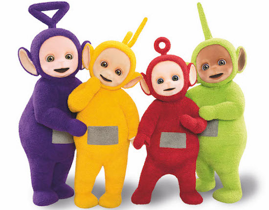 Time for Teletubbies Movie Blog Post