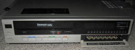 VCR programing 1980s Blog Post