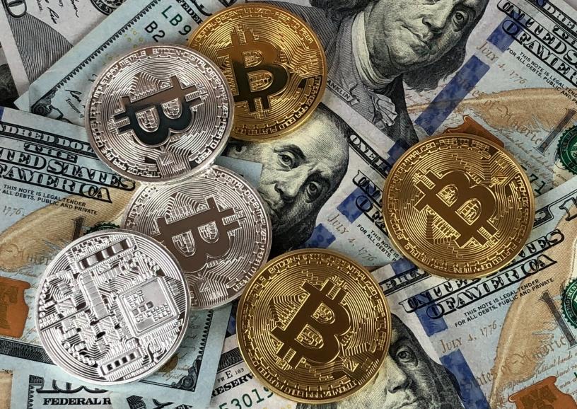 Crypto Stock Money Invest Blog